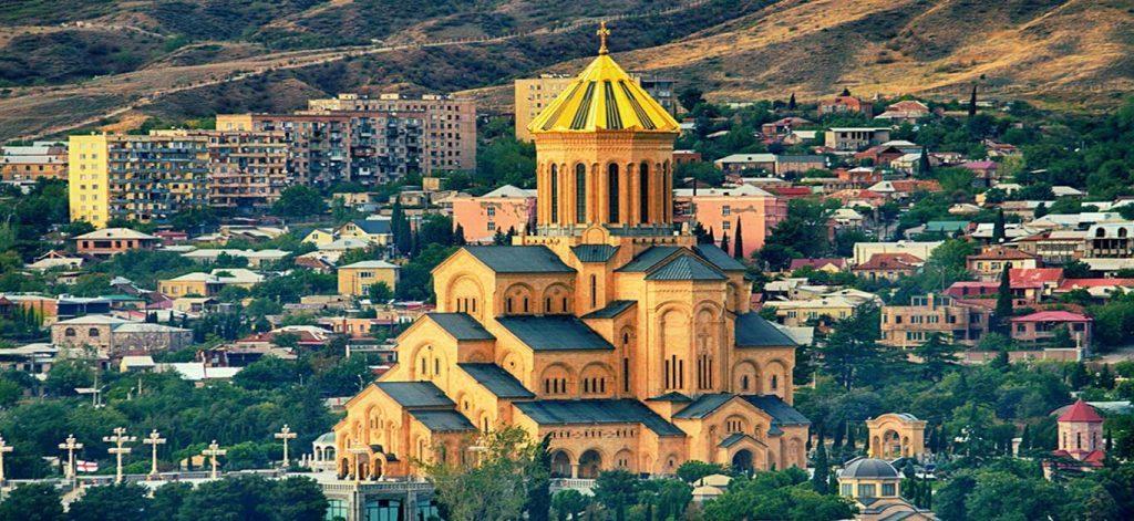 کلیسای بزرگ تفلیس
