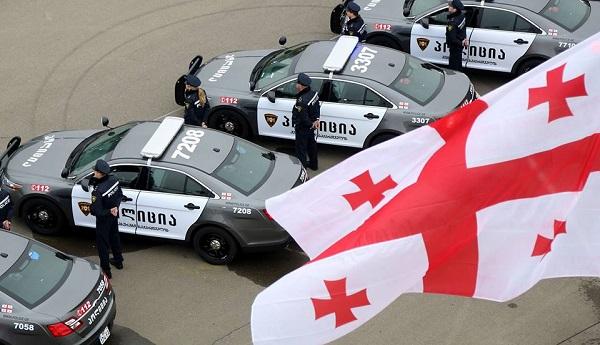 پلیس گرجستان