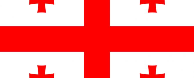 پرچم گرجستان