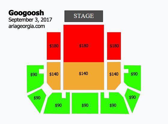 کنسرت گوگوش در تفلیس کنسرت گوگوش در گرجستان