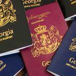 اخذ پاسپورت گرجستان