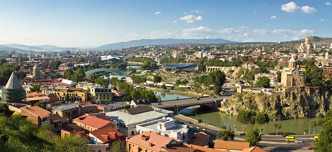 دسته بندی املاک در گرجستان