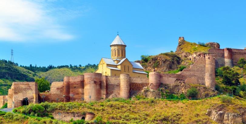 آشنایی با جاذبه های معروف گرجستان