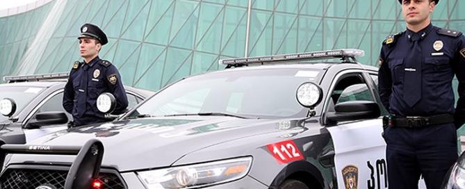 پلیس و امنیت در گرجستان