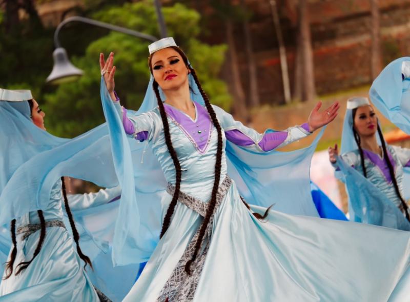 فرهنگ و هنر گرجستان
