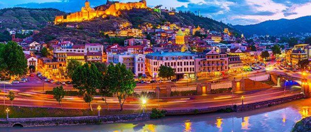 آثار باستانی و اماکن توریستی و زیبایی های گرجستان