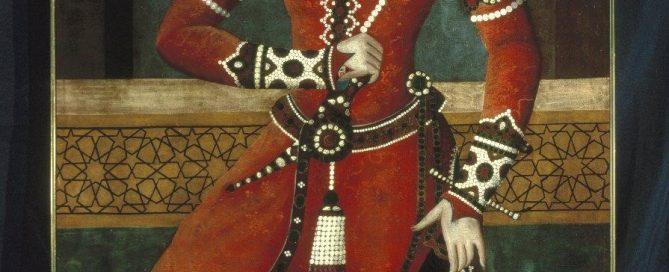تاریخ نقاشی ایران در گرجستان