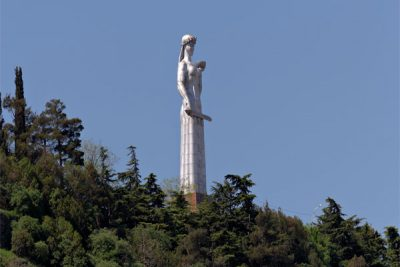 تندیس کارتلیس (مادر گرجستان) | Kartlis Deda