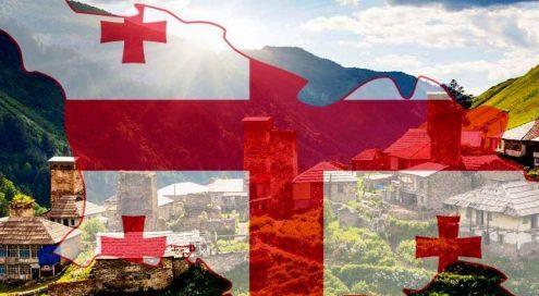 صنعت گردشگری و توریست در گرجستان