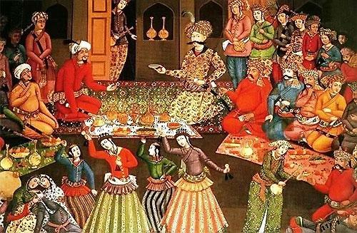 آغاز توجه گسترده به نقاشیهای قاجاری