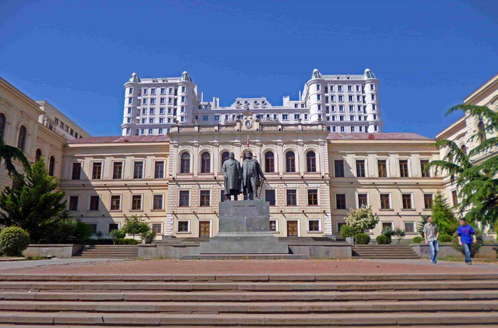 تحصیل در گرجستان - تصویر یکی از دانشگاه های گرجستان