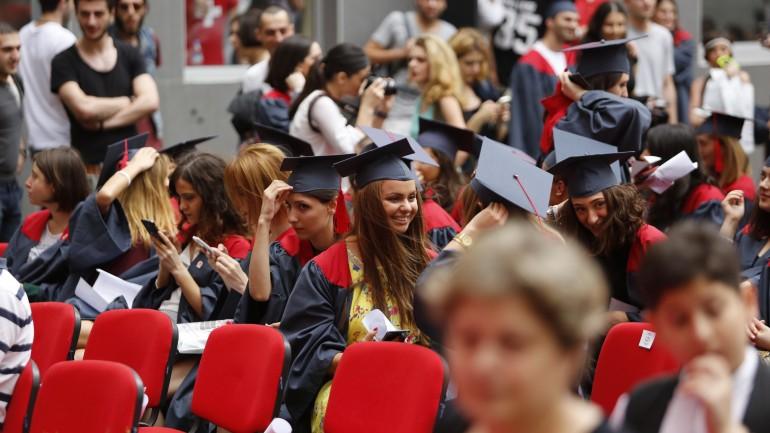 ساختار نظام آموزشی در گرجستان