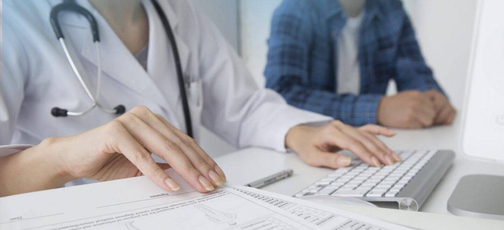 بیمه درمانی در گرجسان در اختیار بخش خصوصی است و دولت از طریق اداره خدمات بیمه ای بر عملکرد آنها نظارت دارد.