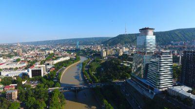 آپارتمان گرین در گرجستان