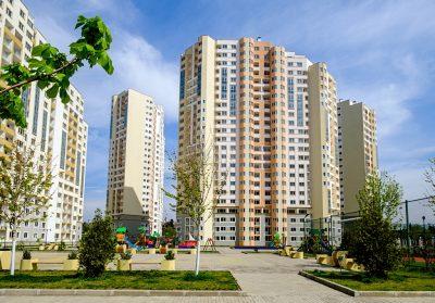 دیرسی - مجتمع دیرسی گرجستان یکی از پروژه های پرطرفدار در تفلیس است