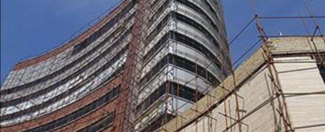 ساخت هتل در گرجستان