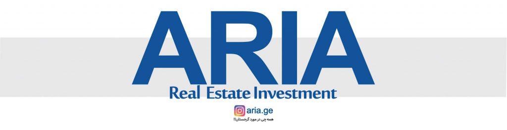 آریا بزرگترین و معتبرترین مرکز ارائه خدمات در زمینه سرمایه گذاری و املاک گرجستان