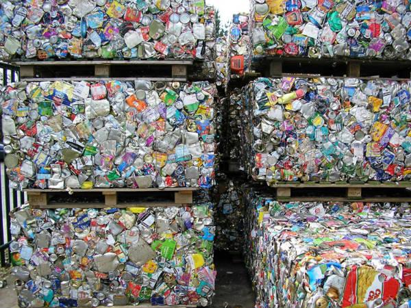 سرمایه گذاری در بازیافت مواد گرجستان