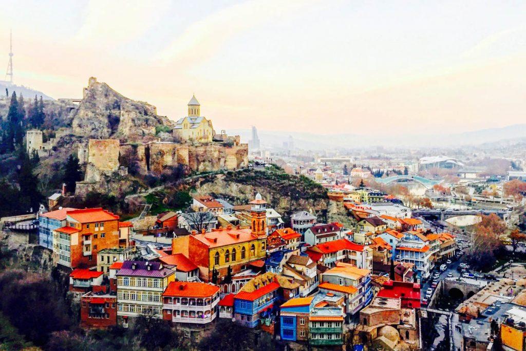 وضعیت اجتماعی و مردمشناسی گرجستان