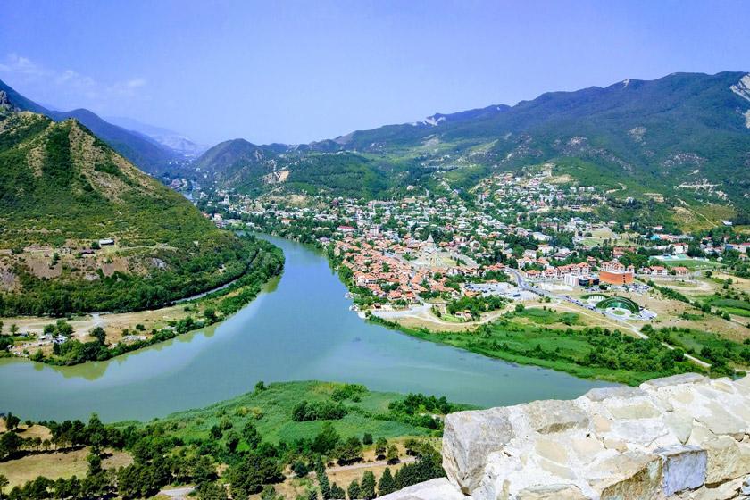 پتانسیلها و ذخایر طبیعی کشور گرجستان