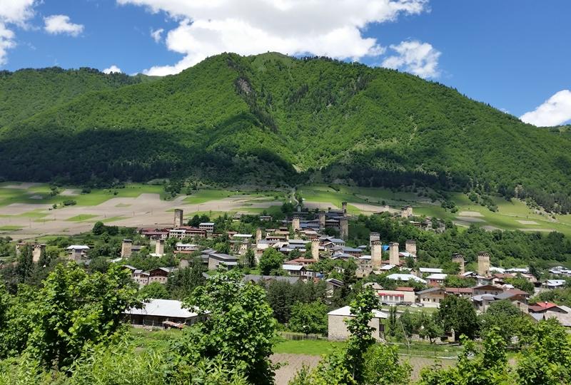 منابع طبیعی کشور گرجستان