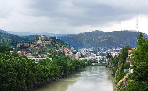 معرفی بزرگترین و زیباترین شهرهای گرجستان