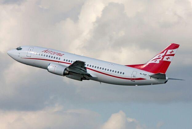 پروازهاي بين المللي در گرجستان تا ٣١ آگوست از سر گرفته نميشوند